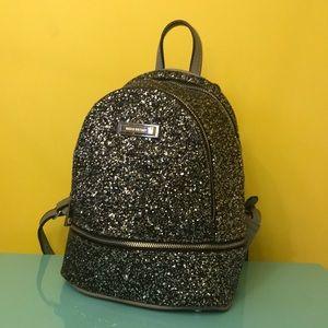 River Island sparkle backpack